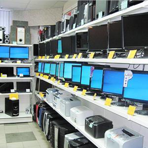 Компьютерные магазины Старожилово