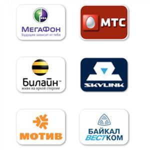 Операторы сотовой связи Старожилово