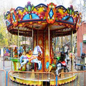 Парки культуры и отдыха Старожилово