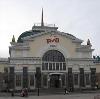 Железнодорожные вокзалы в Старожилово