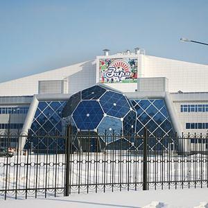 Спортивные комплексы Старожилово