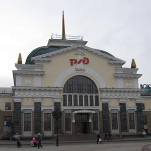 Железнодорожные вокзалы Старожилово